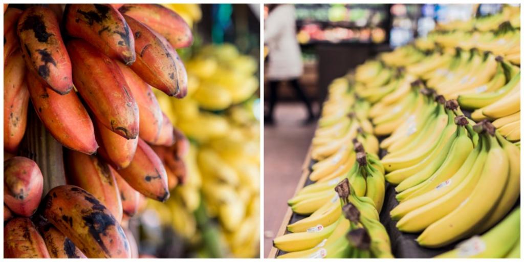 Banana prevent blindness